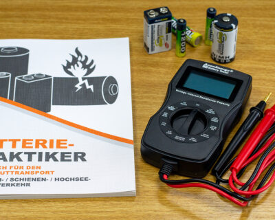 AccuPower nel nuovo Battery Practitioner